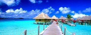 Honeymoon destinations travel plan