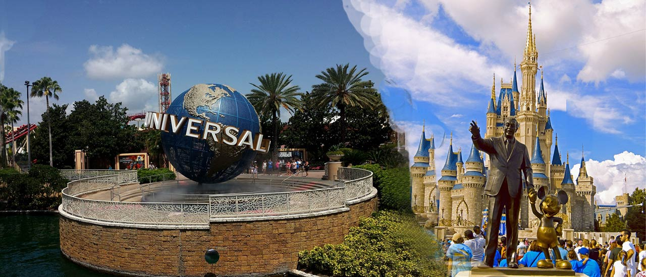 Orlando travel destinations