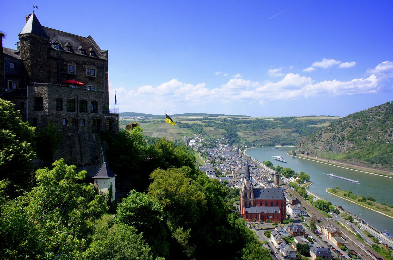 Oberwesel, Germany